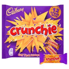 image 2 of Cadbury Crunchie Treat Size 210G