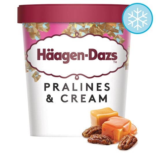 Haagen-Dazs Pralines & Cream Ice Cream 500Ml