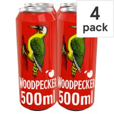 Woodpecker Can 4X500ml