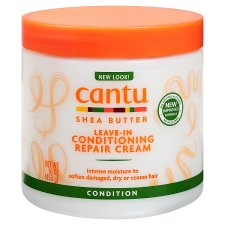 Cantu Leave In Conditioner Repair Cream 453G