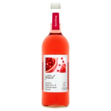 Tesco Finest Presse Pomegranate And Raspberry 750Ml