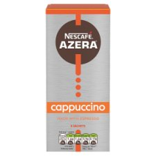 Nescafe Azera Cappuccino Instant Coffee 6 Serving 96G