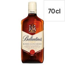 Ballantines Finest Blended Scotch Whisky 70Cl