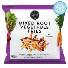 Strong Roots Root Vegetable Fries 500G