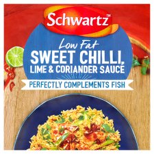 Schwartz Chilli Lime Coriander Wet Sauce For Fish 300G
