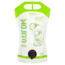 Tesco Mojito Cocktail 1.5L