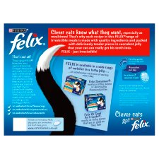 image 2 of Felix Pouches Meat Selection 12 X 100G