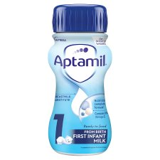 Aptamil 1 First Milk 200Ml Ready To Feed Liquid