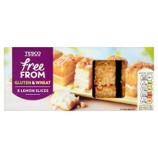 Tesco Free From Lemon Slices 190G