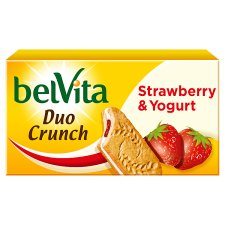 Belvita Biscuit Berry Breakfast And Yogurt Crunch 253G