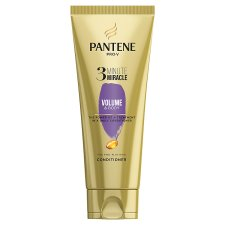 Pantene Volume 3 Minute Miracle Conditioner 200Ml
