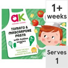 Annabel Karmel Tomato Mascarpone Vegetable Ready Meal 200G