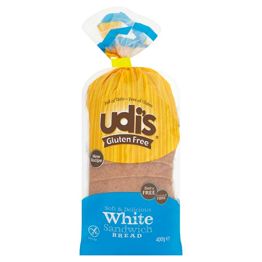 Udi's White Loaf 400G