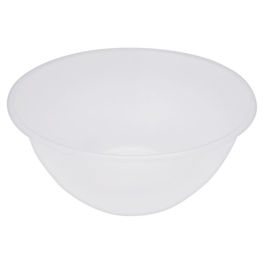 Tesco Basics Plastic Mixing Bowl 4L