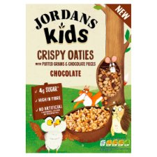 Jordans Kids Grinola Chocolate 400G