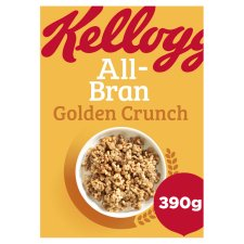 Kelloggs All Bran Golden Crunch Cereal 390G