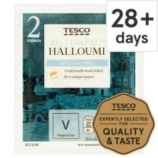 Tesco 30% Less Fat Halloumi 225G