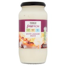 Tesco Free From White Lasagne 480G