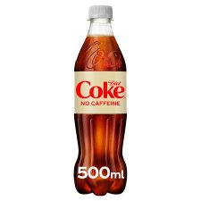 Diet Coke Caffeine Free 500 Ml
