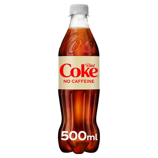 image 1 of Diet Coke Caffeine Free 500 Ml