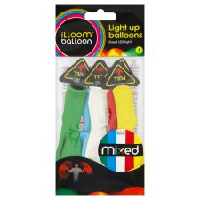 Illoom Balloon Mixed 5 Pack