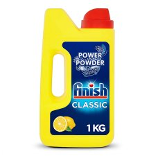 Finish Lemon Dishwasher Powder 1 Kilograms
