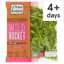 image 1 of Fresh And Naked Just Wild Rocket 60G