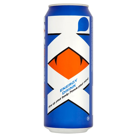 Kx Energy Drink 500Ml