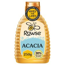 Rowse Squeezy Acacia Honey 250G