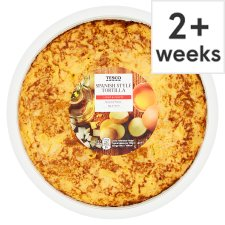 Tesco Spanish Tortilla 500G