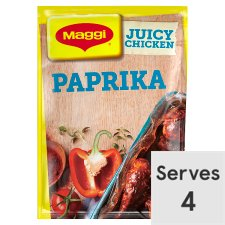 Maggi So Juicy Paprika Chicken 30G