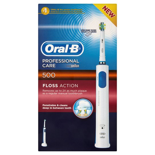 Oral-B Professional Care 600 Floss Action Electric Toothbrush