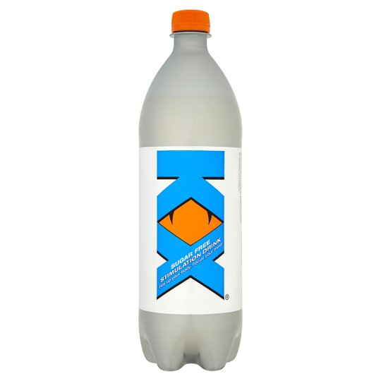 Kx Sugar Free Stimulation Drink 1 Litre