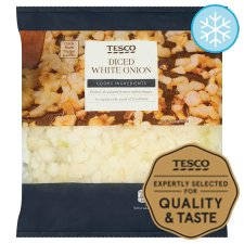 Tesco Frozen Diced Onions 500G