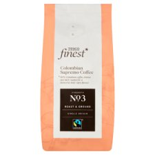 Tesco Finest Colombian Supremo Ground Coffee 227G