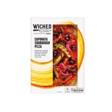 Wicked Kitchen Caponata Pizza 302G