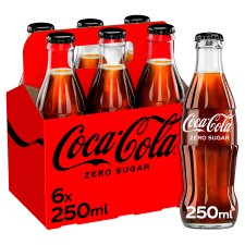 image 1 of Coca-Cola Zero 6X250ml