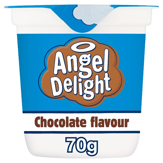 Angel Delight Ready To Eat Chocolate 70G