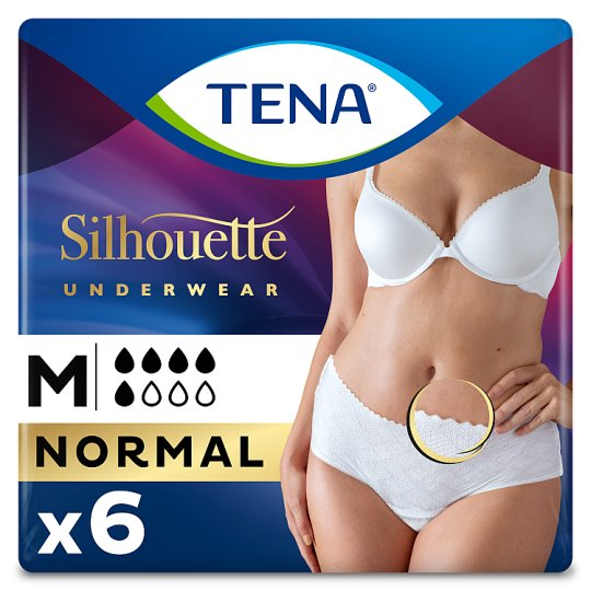 Tena Lady Medium Bladder Weakness Pants 6 Pack