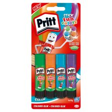 Pritt Fun Colours 4 Pack