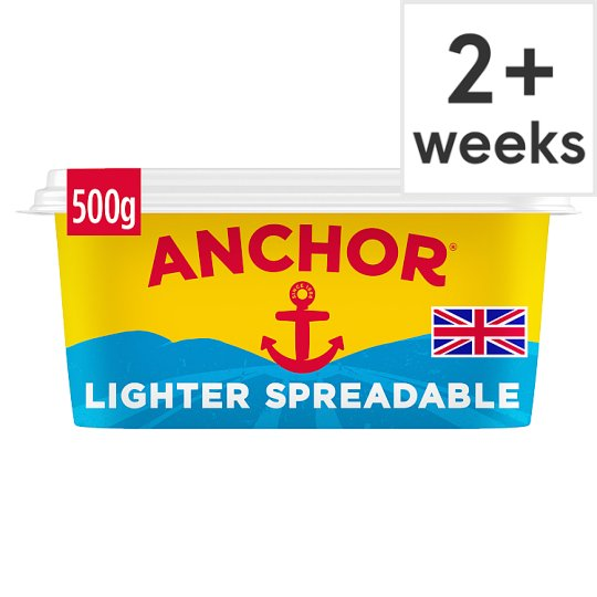 Anchor Lighter Salted Spreadable 500G