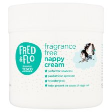Fred And Flo Fragrance Free Nappy Cream 150Ml