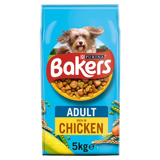 Bakers Complete Chicken And Vegetable 5Kg