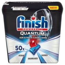 Finish Quantum Ultimate Original 50 Dishwasher Tablets