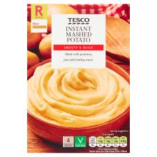 Tesco Instant Mashed Potato 160G