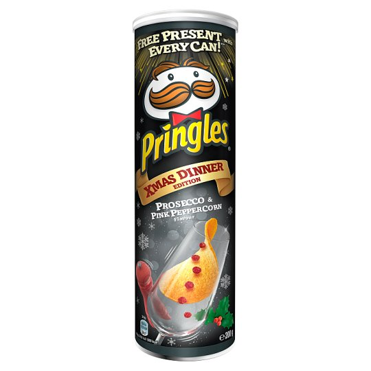 Pringles Prosecco And Pink Peppercorn 200G