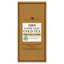 Tesco Gold Loose Leaf 250G