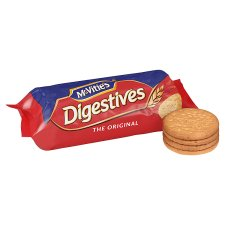 image 2 of Mcvities Digestive Biscuits 250G