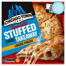 Chicago Town Medium Takeaway Four Cheese Melt Pizza 480G