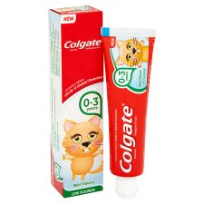 Colgate Kids Toothpaste 0-3 Years 50Ml